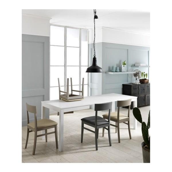 Biały stół do jadalni Design Twist Kaedi