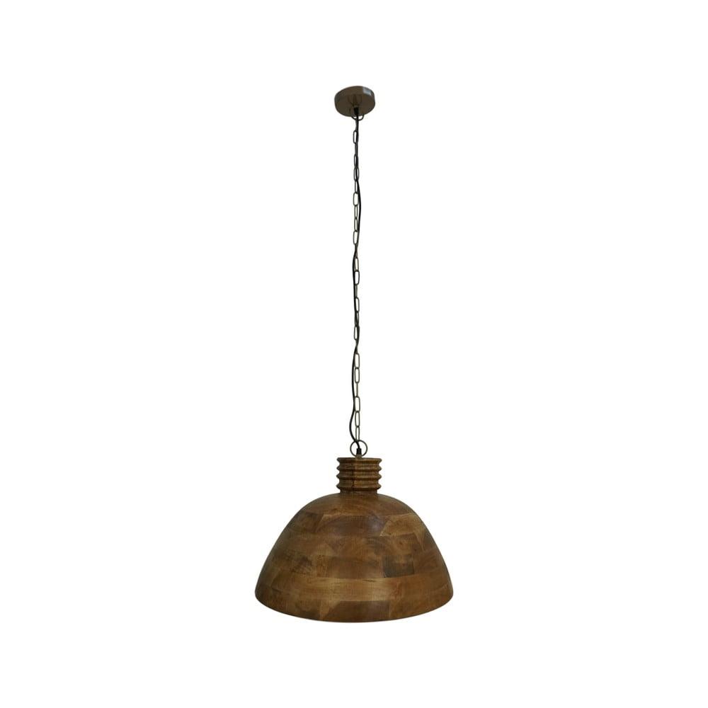 Wisząca lampa drewniana HSM collection Pendant Timber