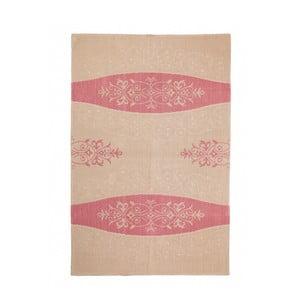 Różowy dywan Magenta Safran, 120x180 cm