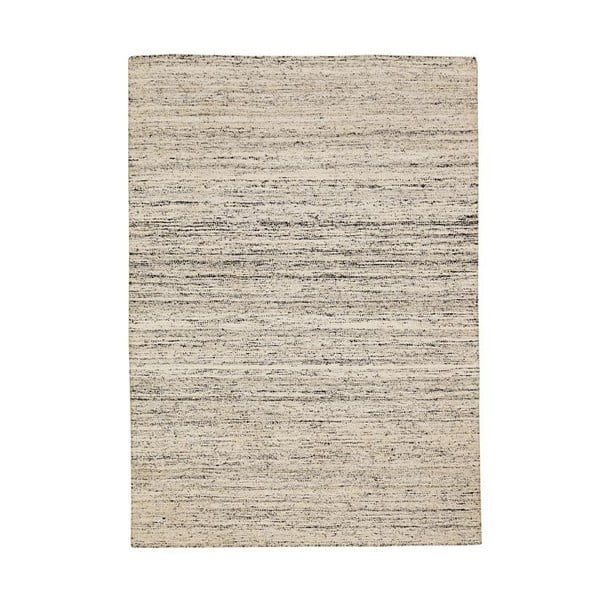 Ręcznie tkany dywan Kilim Sari Silk Ivory, 140x200 cm