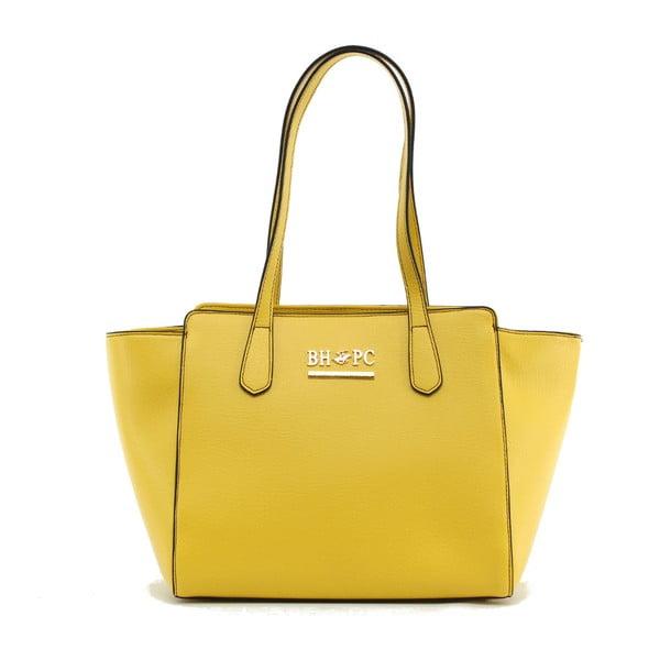 Torebka Beverly Hills Polo Club 012 - Yellow