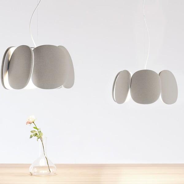 Lampa sufitowa Bloemi Beige, 40 cm