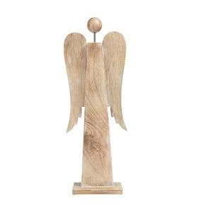 Aniołek dekoracyjny Côté Table Gabriel, 70 cm