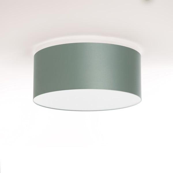 Lampa sufitowa Artista Cylinder Light Green