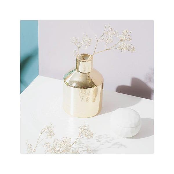 Złoty wazon Novoform Milo