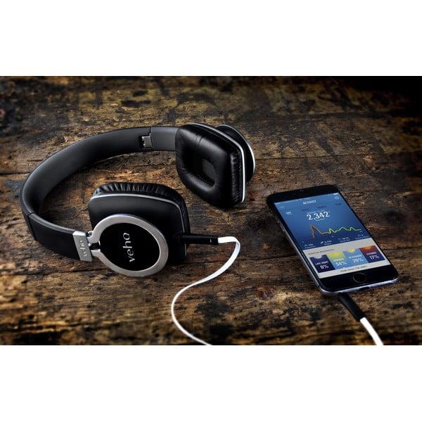 Słuchawki nauszne Veho Z8, aluminium