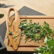 Bambusowy nóż do ziół Bambum Gaas