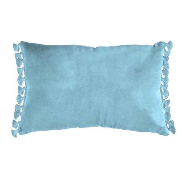 Niebieska poduszka Ragged Rose Tassie