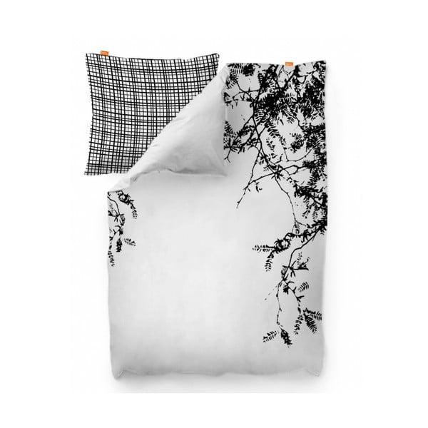 Poszwa na kołdrę Blanc Wood, 220x220 cm