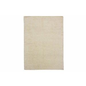 Ręcznie tkany dywan Kilim Tsts Beige, 100x150 cm