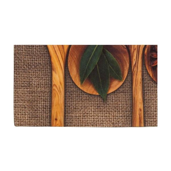 Wytrzymały dywan kuchenny Webtapetti Spices, 60x150 cm
