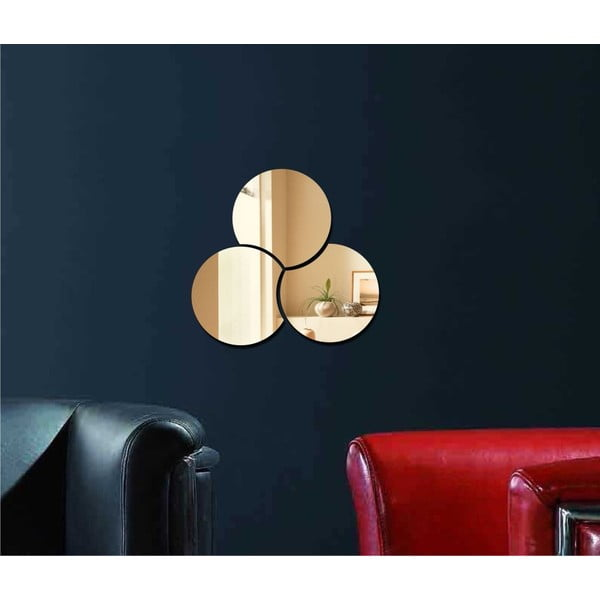 Lustro dekoracyjne Three Circles