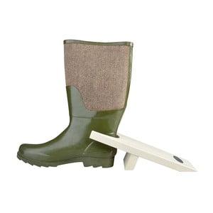 Przyrząd do zdejmowania butów z drewna sosnowego Esschert Design