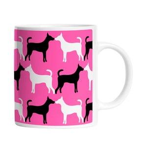 Kubek Pink Dog, 330 ml