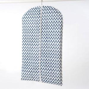 Pokrowiec na ubrania Compactor Zig Zag, 100 cm