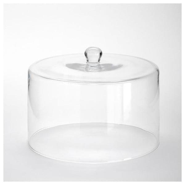 Szklana pokrywa Cylinder, 24x18 cm