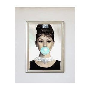 Plakat w ramce Piacenza Art Audrey Balon, 30x20cm