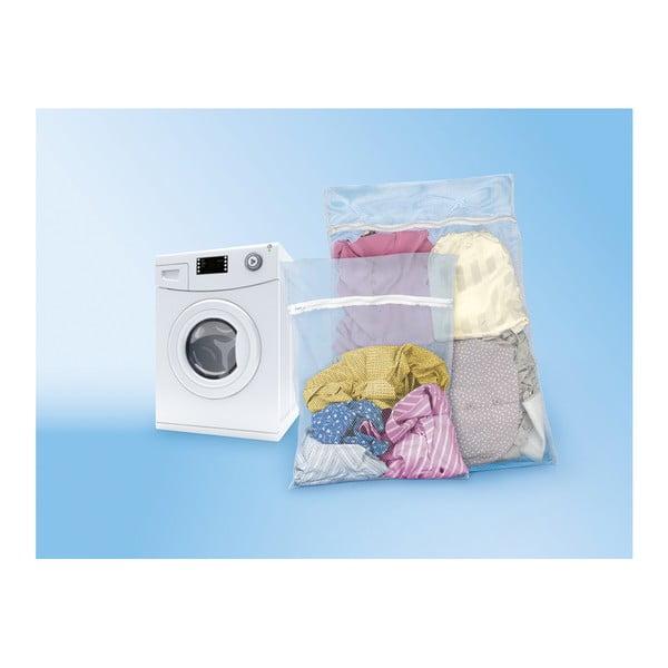 Zestaw 2 worków do prania bielizny Metaltex Protector