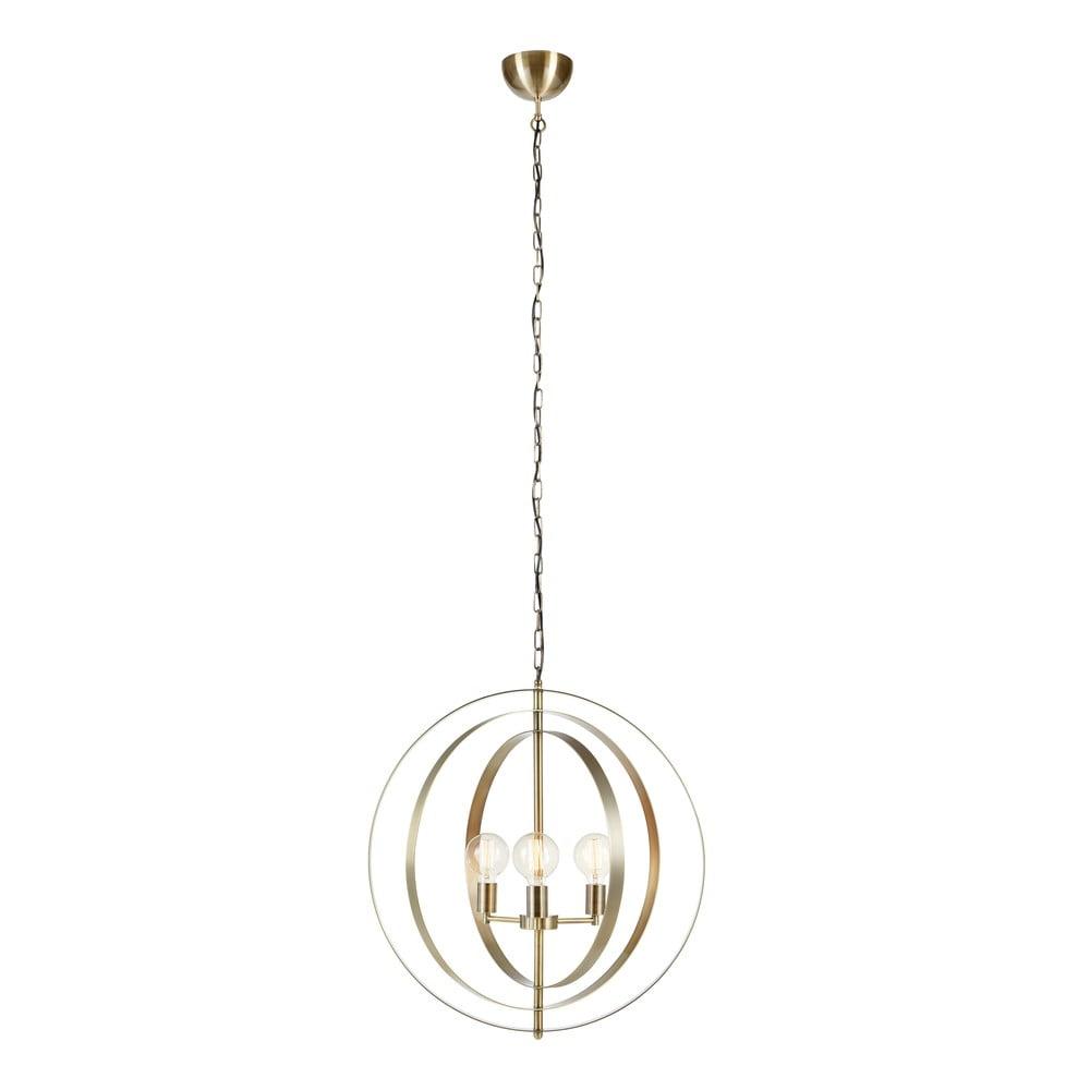 Lampa wisząca Markslöjd Orbit Pendant 3L Antique