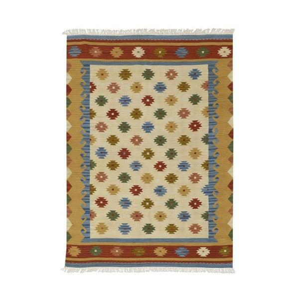 Ręcznie tkany dywan Kilim Classic K15 Mix, 155x215 cm