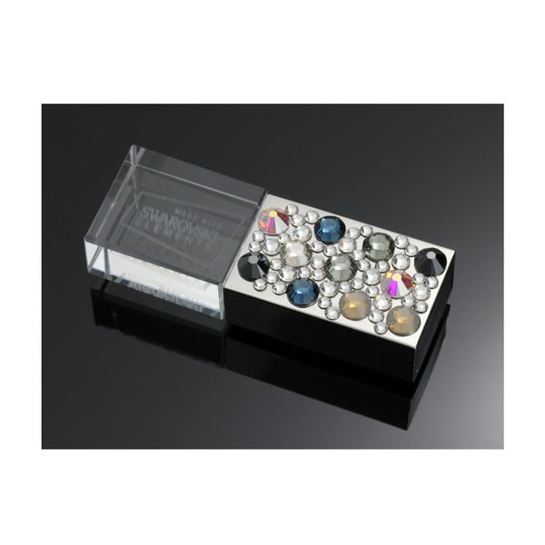 Pendrive Swarovski Elements Mix, 8 GB
