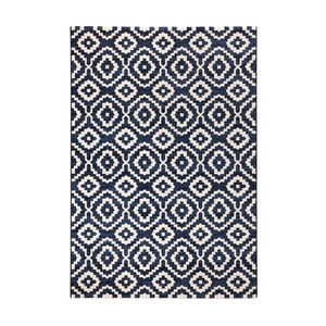 Niebieski dywan Mint Rugs Diamond Ornamental, 200x290 cm