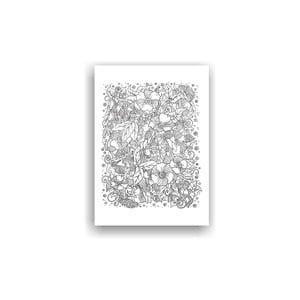 Obraz do kolorowania 75, 70x50 cm