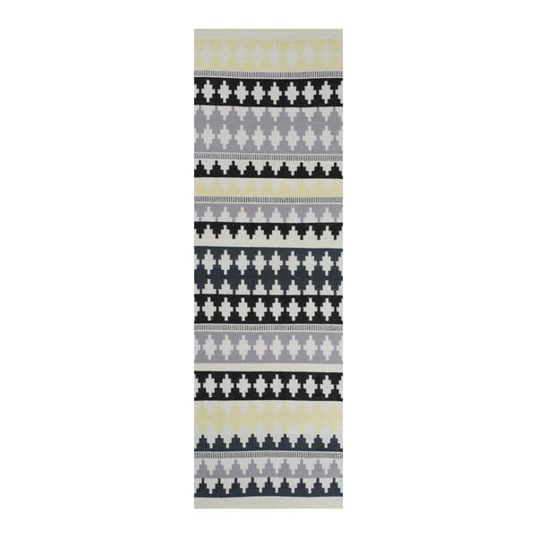 Dywan wełniany  Linie Design Nantes, 80x250 cm
