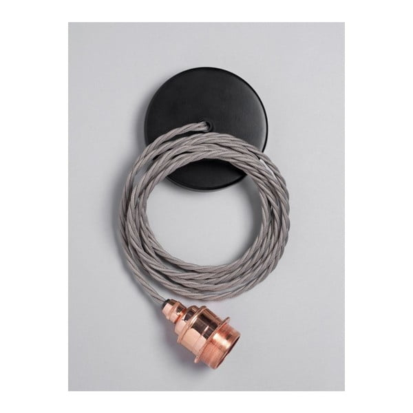 Kabel Copper Elephant Grey