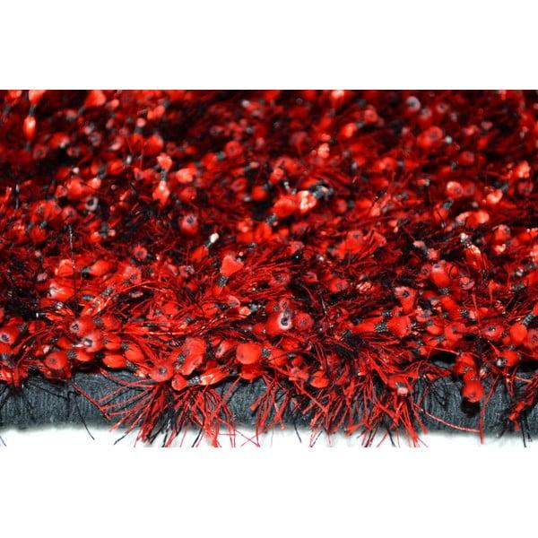 Dywan Damru Red, 70x140 cm