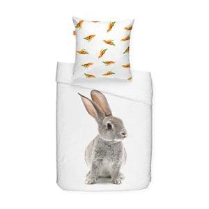 Poszwa na kołdrę Rabbit, 140x200 cm