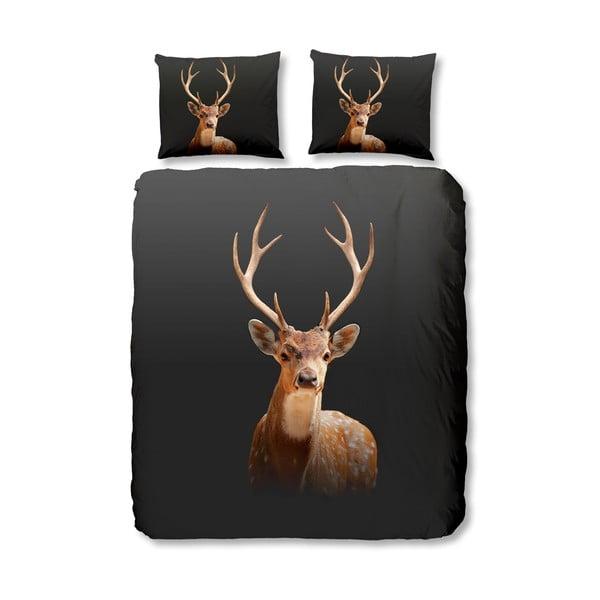 Pościel Deer Anthracite, 240x200 cm