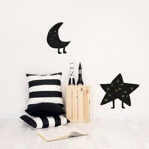 Tablica samoprzylepna Moon & Star