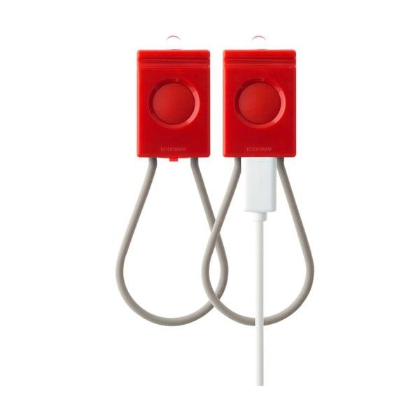 Czerwone USB światełko Bookman