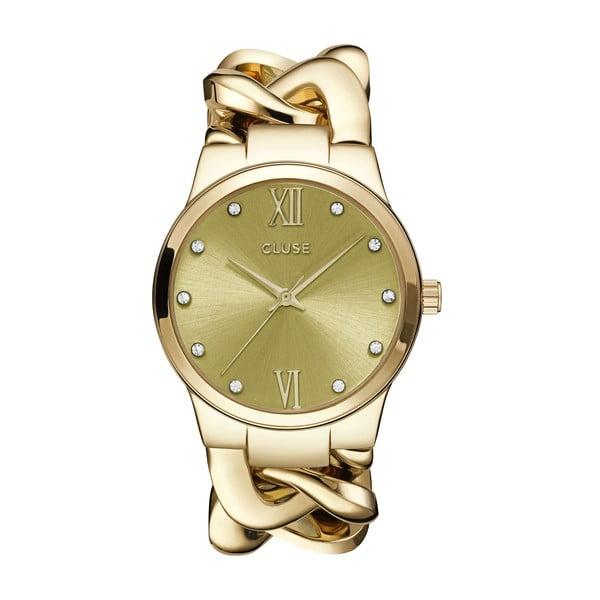 Zegarek damski Elegante Stone Gold, 38 mm