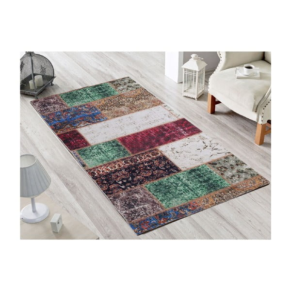 Dywan Patchwork Multic, 80x200 cm