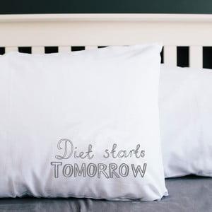 Poszewka na poduszkę Tomorrow, 50x70 cm