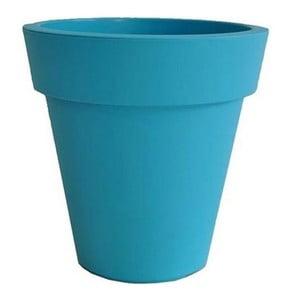 Doniczka Samantha 60x60, niebieska