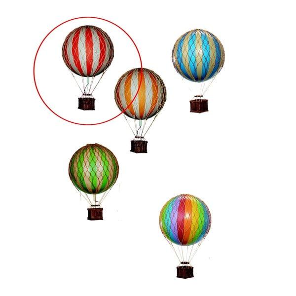 Model balonu Floating The Skies, czerwony