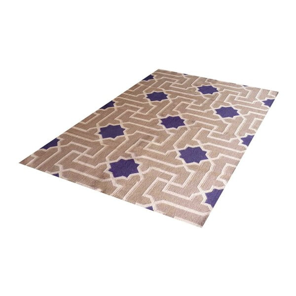 Ręcznie tkany dywan Kilim 216, 155x240 cm