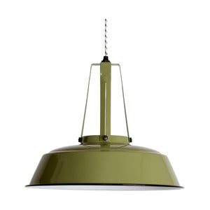 Lampa Workshop Green