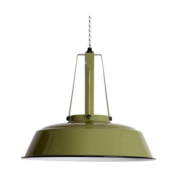 Lampa Workshop Green