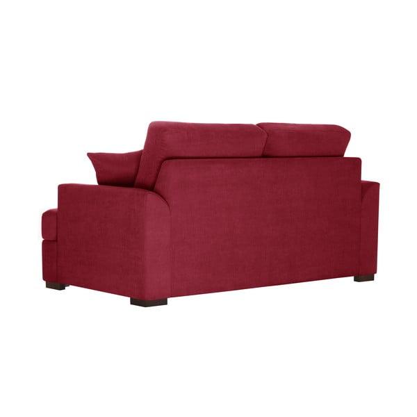 Sofa dwuosobowa Jalouse Maison Irina, czerwona