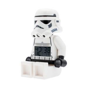 Zegar z budzikiem LEGO® Star Wars Stormtrooper