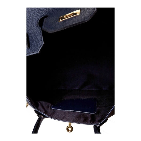 Skórzana torebka Bella Blue