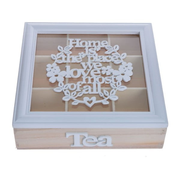Pojemnik na herbatę Ewax Flora