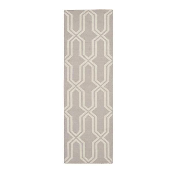 Dywan wełniany Aklim, 76x182 cm