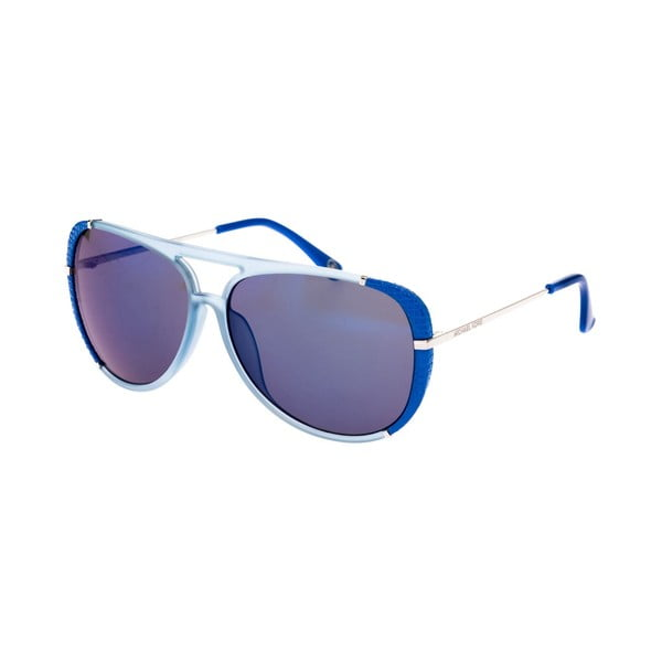 Okulary przeciwsłoneczne damskie Michael Kors M2484S Blue Snake