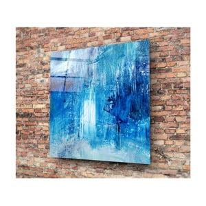 Szklany obraz Insigne Azul Juniya, 30x30 cm