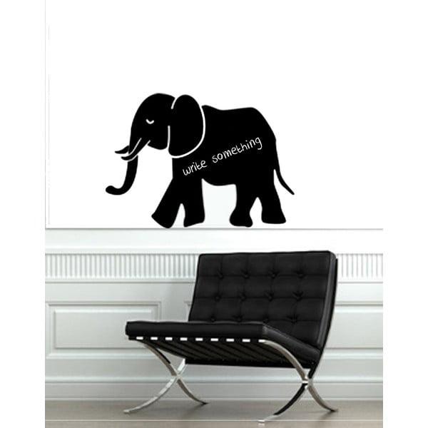 Dekoracyjna tablica samoprzylepna Elephant